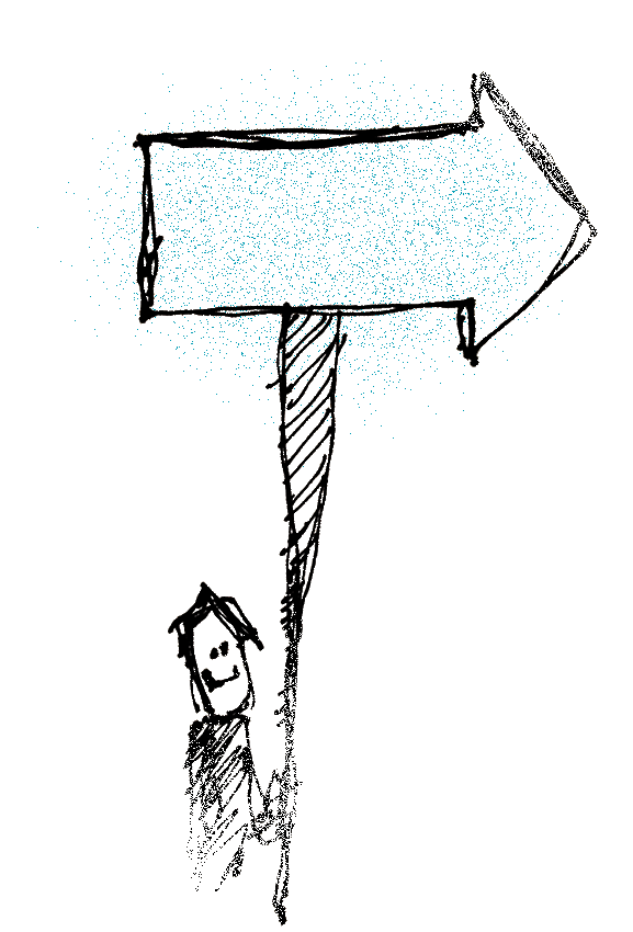 mand pileskilt