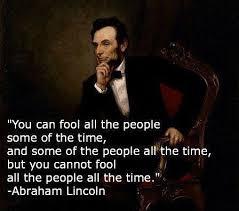AbrahamLincoln Citat