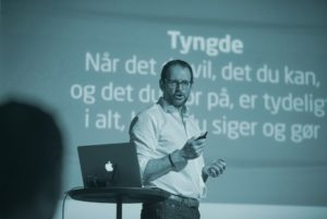 Foredrag topfoto Søren Schnedler