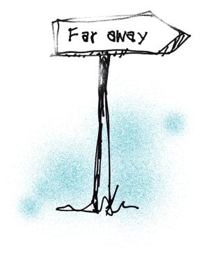 far away 1