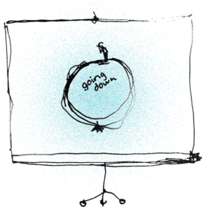 Projektor foredrag Gravity Søren Schnedler